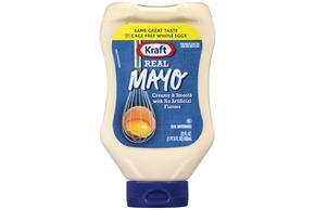 KRAFT Mayo Mayonnaise 22 FO Jar