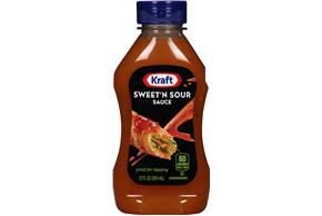 Kraft Sweet 'n Sour Sauce 12 fl. oz. Bottle