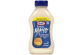 KRAFT Mayonnaise 12 oz Bottle