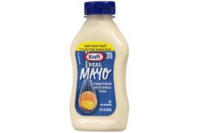 KRAFT Mayonnaise 12 oz Bottle
