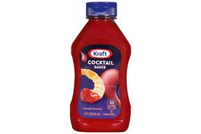 Kraft Specialty Sauces  Cocktail Sauce 12 Oz Squeeze Bottle