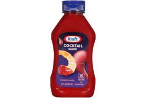 Kraft Specialty Sauces  Cocktail Sauce 12 Oz Squeeze Bottle