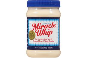KRAFT MIRACLE WHIP Dressing Original 15 fl. oz. Jar