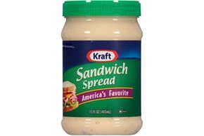 Kraft Sandwich Spread 15 fl. oz. Jar