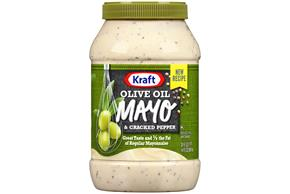 KRAFT Mayo with Olive Oil and Cracked Pepper