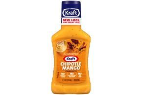 KRAFT Mango Chipotle Dressing 8 oz Bottle