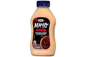 Kraft Mayo Steakhouse Mayonnaise 12 fl. oz. Bottle