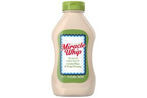 KRAFT MIRACLE WHIP Dressing with Olive Oil 12 fl. oz. Bottle