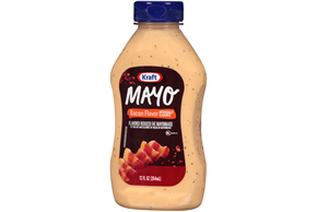 KRAFT Mayonnaise Bacon 12 FO Bottle