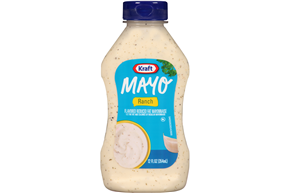 KRAFT Mayo Ranch Flavor Reduced Fat Mayonnaise