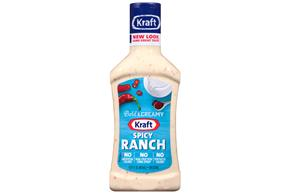 Kraft Spicy Ranch Dressing 15.8 fl. oz. Bottle