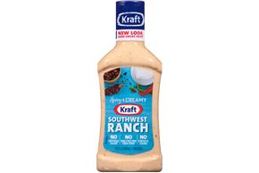 Kraft Southwest Ranch Dressing 15.8 fl. oz. Bottle