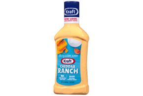 Kraft Cheddar Ranch Dressing 15.8 fl. oz. Bottle