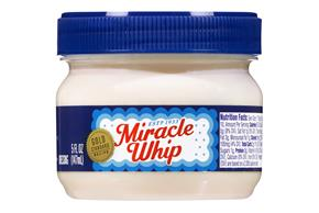 KRAFT MIRACLE WHIP Dressing Original 5 fl. oz. Jar - Kraft ...