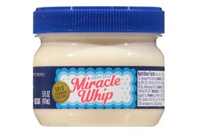 KRAFT MIRACLE WHIP Dressing Original 5 fl. oz. Jar