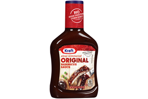 Kraft Original Barbecue Sauce 18 oz. Bottle