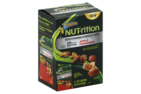 Planters NUT-rition Apple Cinnamon Sustaining Energy Mix 5-1.72 oz. Packs