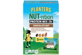 PLANTERS NUT-rition Chocolate Nut Protein Mix 8.6 oz