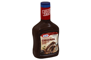 Kraft Original Barbecue Sauce 28 oz. Bottle
