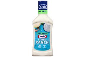 KRAFT Ranch Fat Free Dressing 16 oz Bottle