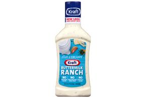 KRAFT Buttermilk Ranch Dressing 16 oz Bottle