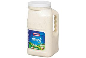 Kraft Salad Dressing Ranch  Dressing 1 Gal Jug