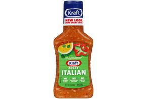 KRAFT Italian Dressing 8 oz Bottle