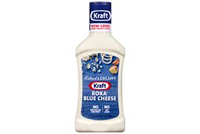 KRAFT Roka Blue Cheese Dressing 16 oz Bottle