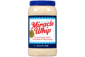 KRAFT MIRACLE WHIP Dressing Original 48 fl. oz. Jar