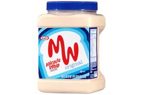 KRAFT MIRACLE WHIP Dressing Original 60 fl. oz. Jar