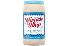 KRAFT MIRACLE WHIP Dressing Light 48 fl. oz. Jar