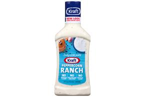 KRAFT Peppercorn Ranch 16 oz Bottle