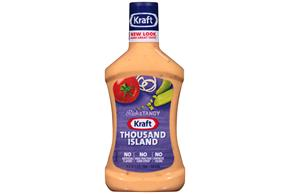 KRAFT Thousand Island Dressing 24 oz Bottle