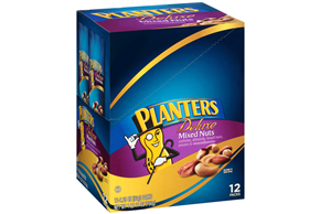 Planters Deluxe Mixed Nuts 12-2.25 oz. Packs