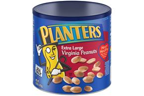 PLANTERS Extra Large Virginia Peanuts 52 oz