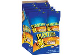 Planters Sunflower Kernels 10-3 oz. Bags