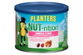 PLANTERS NUT-rition Omega-3 Mix 9.25 oz