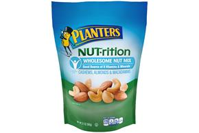 PLANTERS NUT-rition Wholesome Nut Mix 21 oz