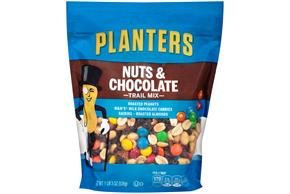 PLANTERS  Nuts & Chocolate Trail Mix 19 oz
