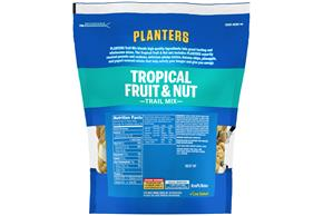 PLANTERS Tropical Fruit & Nut Trail Mix 19 oz