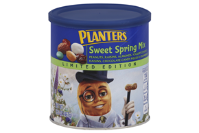 PLANTERS® Sweet Spring Mix