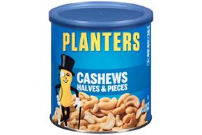 PLANTERS® Cashew Halves & Pieces 14 oz