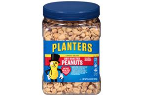 PLANTERS® Lightly Salted Dry Roasted Peanuts 34.5 oz