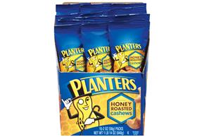 Planters Honey Roasted Cashews 15-2 oz. Bags