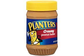 Planters Creamy Peanut Butter 16.3 oz. Jar