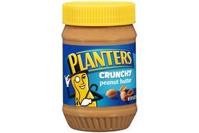 Planters Crunchy Peanut Butter 16.3 oz. Jar