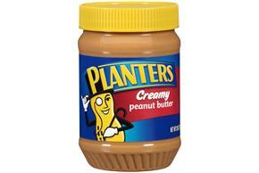 Planters Creamy Peanut Butter 28 oz. Jar