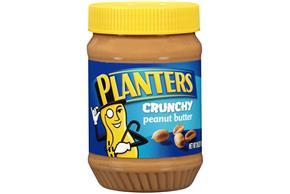 Planters Crunchy Peanut Butter 28 oz. Jar