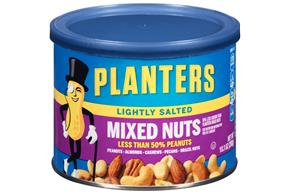PLANTERS Lightly Salted Mixed Nuts 10.3 oz