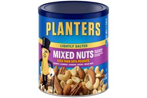 PLANTERS® Lightly Salted Mixed Nuts 15 oz
